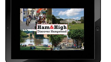Download the Discover Hampstead app today