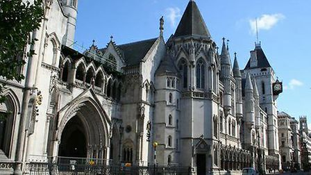 The inquest was held at the Royal Courts of Justice