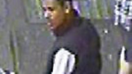 Suspect 128801. Police in Camden are keen to speak to this man in connection with a robbery which to