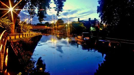 Kriss Lee's photo of the River Lea