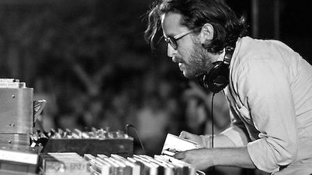 Listen to Brian Shimkovitz spin sounds from all over Africa at Cafe Oto on Saturday