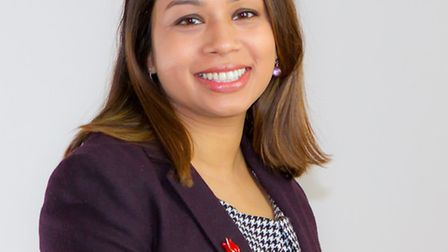 Tulip Siddiq sets her sights high for her New Year resolution