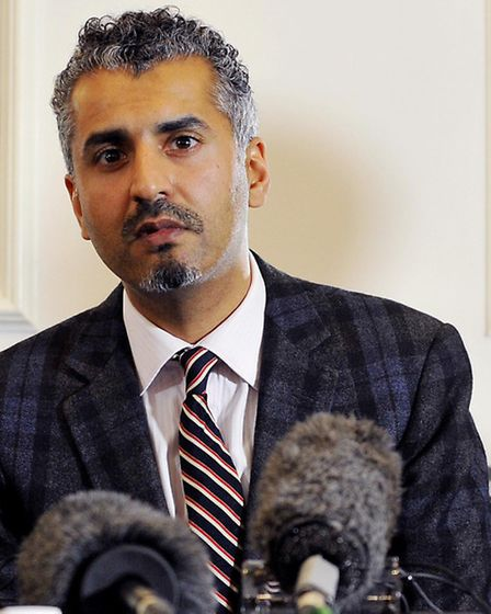 Maajid Nawaz wants to get married to his fiance and start his campaign as a parliamentary candidate.