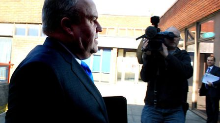 Former mayor of Barnet Brian Coleman admitted assaulting a woman in May. Picture: Polly Hancock,