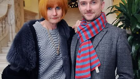 Mary Portas at Camden Town Hall. Picture: Dieter Perry