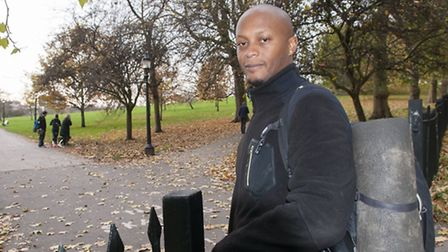 Alexi Ajavon, a personal fitness trainer, is being taken to court for training on Primrose Hill with