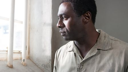 Idris Elba (Nelson Mandela) in Mandela: Long Walk to Freedom