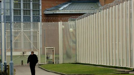 The hapless shoplifter was already serving time in HMP Woodhill in Milton Keynes. Picture: Chris Rad