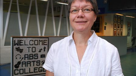 Jo Armitage has resigned as headteacher of Acland Burghley. Picture: Polly Hancock