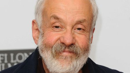 Director Mike Leigh. Picture: Ian West