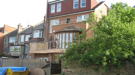 An extended home in Lingwood Road, Stamford Hill