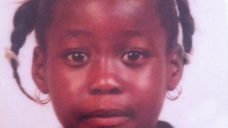 Nadejah Williams as a child