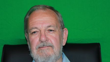 Lowestoft writer Alan R Davey has found success with his short story - The Final Score. Photo: Alan