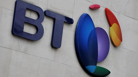 BT says engineers were working round-the-clock to repair damage done by suspected thieves. Picture: