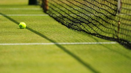 Chandos Lawn Tennis Club will be re-located to East Finchley. Picture: EMPICS Sport.
