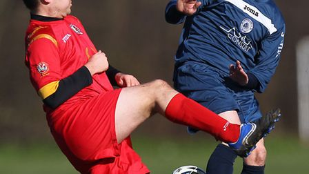 Birkbeck Orient (red) vs Wounded Knee