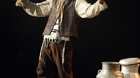 as tevye in fiddler on the roof