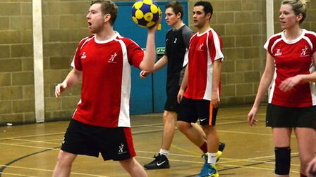 Highbury Korfball Club's Matt Dodds