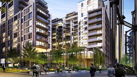 The school will be housed within the Kings Cross Central development