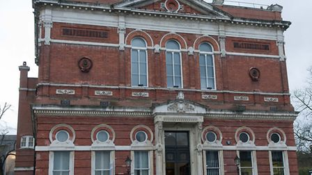 Old Hampstead Town Hall