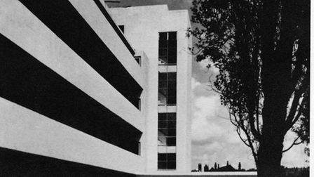 8 - Completion. By Sidney Newbery, copyright Architect and Building News 20 - The Isobar complete