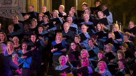 Listen to The Hackney singers on Saturday at St John at Hackney church in Clapton.