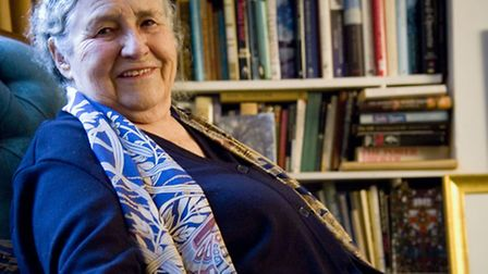 Doris Lessing was a longtime resident of West Hampstead