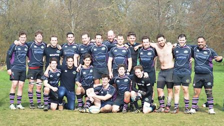 Belsize Park's third XV, 'the Bulls'