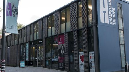 Hampstead Theatre moved to its current premises in 2003. Picture: Nigel Sutton