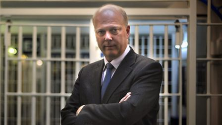 Justice secretary Chris Grayling. Picture: PA Wire/Anthony Devlin.