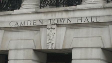 A couple is joining the race to have the first same-sex marriage in a ceremony at Camden Town Hall i