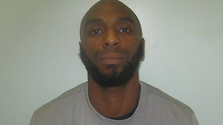 Wayne Pilgrim was sentenced to six years for robbery at Wood Green Crown Court