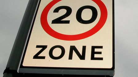 Schools in Barnet will now be able to apply for 20mph zones around their sites. Picture: Pa Wire/Ste