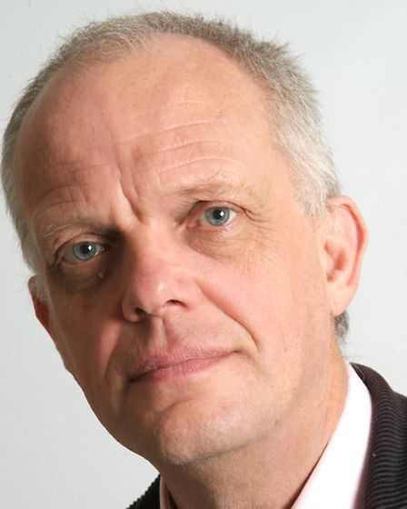 Magnus Nielsen is standing as a UKIP candidate in West Hampstead