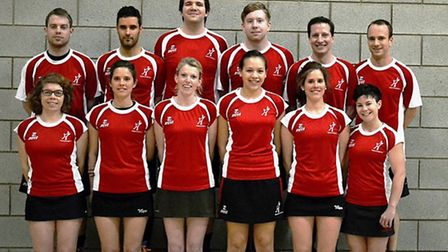 Highbury Korfball Club's first team are preparing for the Champions Trophy and a shot at promotion t