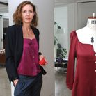 Hampstead clothes designer Ginny Kirsch. Picture: Polly Hancock