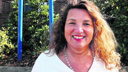 Jo Shuter, former headteacher at Quintin Kynaston School, is currently on gardening leave from King