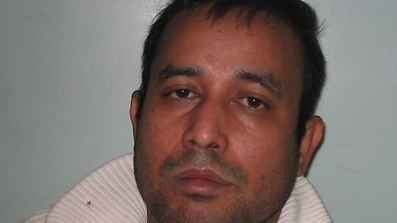 Mohammed Abbas Ali was jailed for 21 months for two courier fraud scams