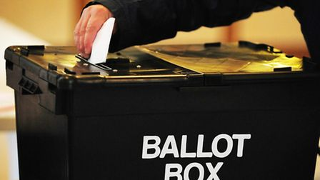 Polling stations will be open to voters in Camden, Haringey and Barnet between 7am and 10pm. Picture