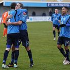 Wingate & Finchley have been given a reprieve from relegation. Pic: Martin Addison