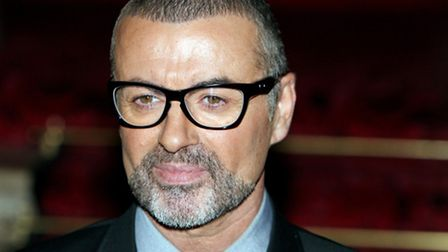 George Michael is 'well and resting' at his Highgate home after being taken to hospital following hi