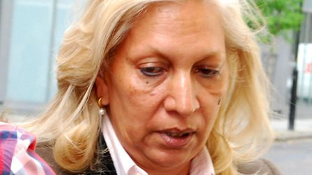 Juliette D'Souza has been jailed for 10 years after conning �1million from victims. Picture: Polly H