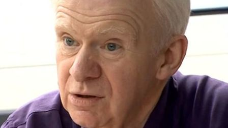 Warwick Steele, 64, saw his skin cancer almost disappear after being treated with a new drug at the