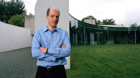 Alain de Botton will be talking about the impact the news has on our minds