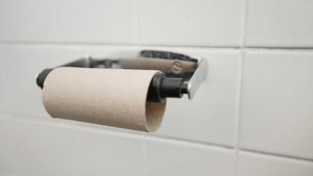 Brexit poses a risk to the UK's toilet roll supply (Photograph: Getty Images)