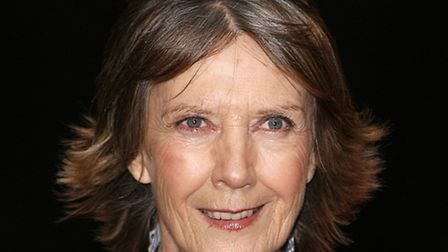 Dame Eileen Atkins, co-creator of Upstairs, Downstairs