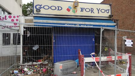 Good For You has been gutted. Picture: Ron Vester