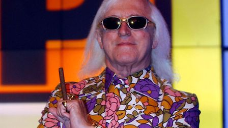 Jimmy Savile. Picture: PA Wire/Myung Jung Kim.