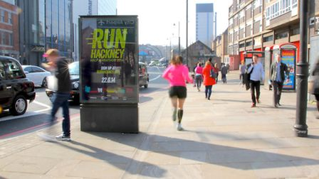 Run Hackney takes place this weekend.