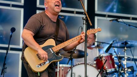 Pixies perform at Field Day 2014: Picture credit: Carolina Faruolo/ Field Day